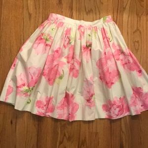 Liz Claiborne New York Floral Skirt